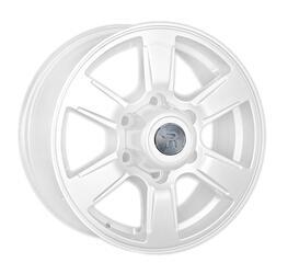 Автомобильный диск литой Replay MI70 7x16 6/139,7 ET 38 DIA 67,1 White