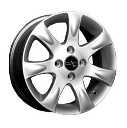 Автомобильный диск Литой LegeArtis KI21 5,5x14 4/100 ET 45 DIA 54,1 Sil