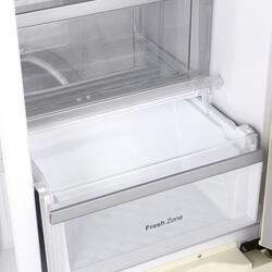 Холодильник LG GC-B207GEQV бежевый