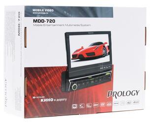 Автопроигрыватель Prology MDD-720