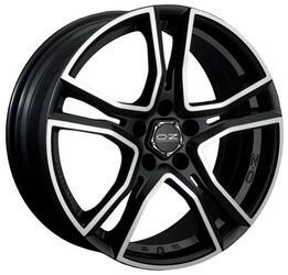 Автомобильный диск Литой OZ Racing Adrenalina 8x18 5/112 ET 48 DIA 75 Titanium