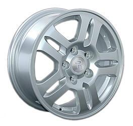 Автомобильный диск литой Replay KI91 6x15 5/114,3 ET 48 DIA 67,1 Sil