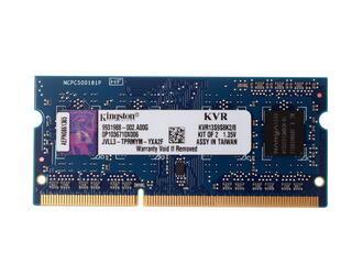 Оперативная память SODIMM Kingston [KVR13S9S8K2/8] 8 ГБ