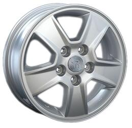 Автомобильный диск литой Replay MZ69 5,5x15 5/114,3 ET 50 DIA 67,1 Sil