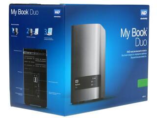 "3.5"" Внешний HDD WD My Book Duo [WDBRMH0040JCH]"