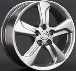 Автомобильный диск литой Replay TY65 7x17 5/112 ET 46 DIA 67,1 Sil