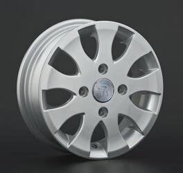 Автомобильный диск Литой Replay GN14 4,5x13 4/114,3 ET 45 DIA 69,1 Sil