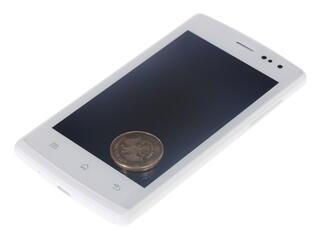 "4"" Смартфон DEXP Ixion M4 4 ГБ белый"