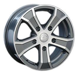Автомобильный диск Литой LS A5127 6,5x16 5/139,7 ET 40 DIA 98,5 GMF