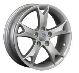 Автомобильный диск литой Replay MI13 6,5x17 5/114,3 ET 38 DIA 67,1 Sil