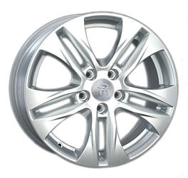 Автомобильный диск литой Replay H45 6,5x17 5/114,3 ET 50 DIA 64,1 Sil