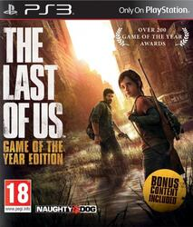 Игра для PS3 Одни из нас: Game Of The Year Edition