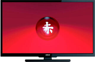 "18.5"" (47 см)  LED-телевизор Akai LEA-19V21 черный"