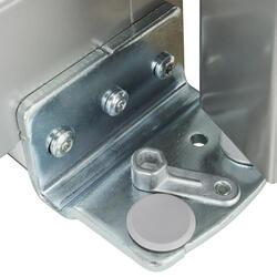 Холодильник с морозильником Liebherr CBNesf 3913-22 серебристый