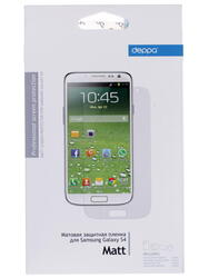 "4.99""  Пленка защитная для смартфона Samsung Galaxy S4"