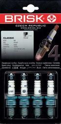Свеча зажигания Brisk Classic N17Y-J