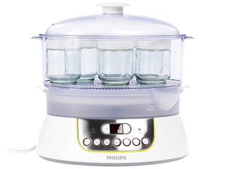Йогуртница Philips HD9141 белый