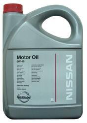 Моторное масло Nissan (EU) 5W40 KE9009-0042