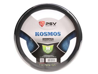 Оплетка на руль PSV KOSMOS черный