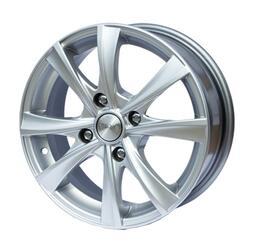 Автомобильный диск литой Скад Мальта 6x15 4/112 ET 35 DIA 57,1 Селена