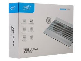 Подставка для ноутбука DEEPCOOL N8 ULTRA белый