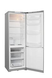 Холодильник с морозильником INDESIT BIA 18 S серебристый