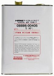 Трансмиссионное масло Toyota АTF Type T 08886-00405