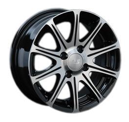 Автомобильный диск Литой LS 140 6x14 4/98 ET 35 DIA 58,6 BKF