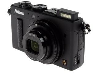 Компактная камера Nikon Coolpix A черный