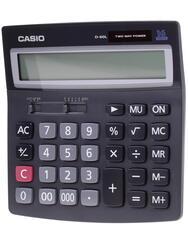 Калькулятор бухгалтерский Casio D-60L-S-GH