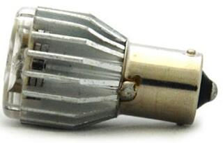 Светодиодная лампа Sho-me 1156-3 SMD/yellow