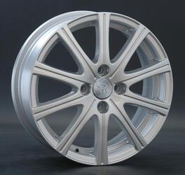 Автомобильный диск Литой Replay H34 5,5x15 4/100 ET 45 DIA 56,1 Sil