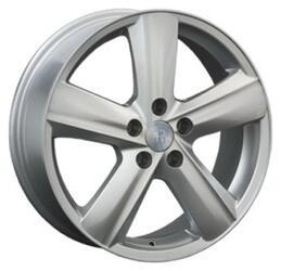 Автомобильный диск литой Replay LR31 7,5x18 5/120 ET 53 DIA 72,6 Sil