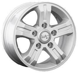 Автомобильный диск Литой LegeArtis KI6 7x16 5/139,7 ET 45 DIA 95,6 Sil