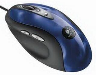 Мышь проводная Logitech MX510