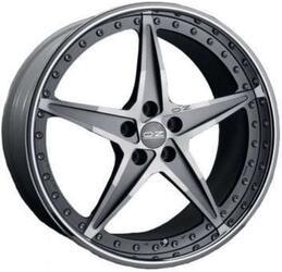Автомобильный диск Литой OZ Racing Mito Rosso 10,5x20 5/114,3 ET 47 DIA 67,04 SilRenOpa.DC