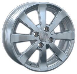 Автомобильный диск литой Replay HND144 6x15 4/100 ET 48 DIA 54,1 Sil