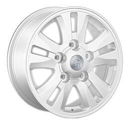 Автомобильный диск литой Replay LX46 8x17 5/150 ET 60 DIA 110,1 White