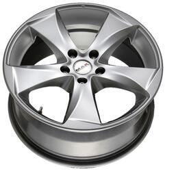 Автомобильный диск литой MAK Raptor5 9,5x20 5/150 ET 52 DIA 110,2 Hyper Silver