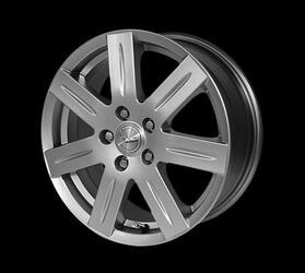Автомобильный диск литой Скад Апогей 6,5x16 5/114,3 ET 39 DIA 60,1 Селена-супер
