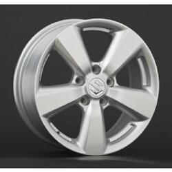 Автомобильный диск литой Replay SZ10 6,5x16 5/139,7 ET 43 DIA 57,1 Sil
