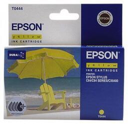 Картридж струйный Epson T0444