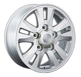 Автомобильный диск литой Replay LX46 8x17 5/150 ET 60 DIA 110,1 Sil