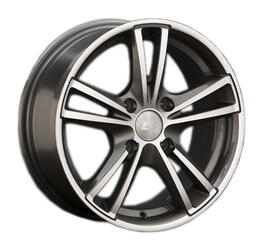 Автомобильный диск Литой LS NG236 6,5x15 4/100 ET 38 DIA 73,1 GMF