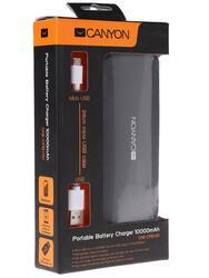 Портативный аккумулятор CANYON CNE-CPB100 серый