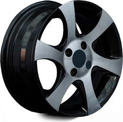Автомобильный диск Литой NZ SH622 5,5x14 4/98 ET 35 DIA 58,6 BKF