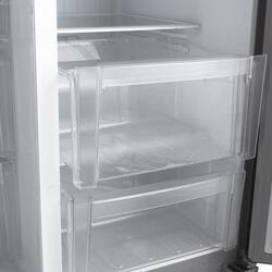 Холодильник Shivaki SHRF-620SDM-I серебристый