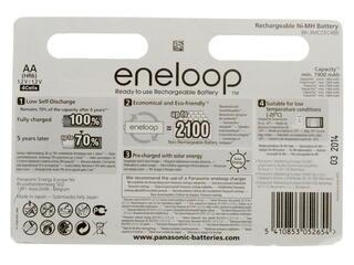 Аккумулятор PANASONIC Eneloop 1900 4BP 1900 мАч