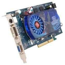 Видеокарта AGP Sapphire ATI Radeon HD3650 512MB 64bit DDR2 DVI S-Video