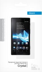 "4.6""  Пленка защитная для смартфона Sony Xperia ion"